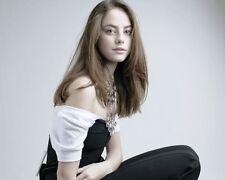 Kaya Rose Scodelario Glossy 8x10 Photo