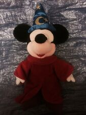 MICKEY MOUSE SORCERERS APPRENTICE SOFT TOY - DISNEY PLUSH