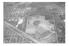 WAVERLEY PARK Football Ground Mulgrave aerial 1972 modern digital Photo Postcard