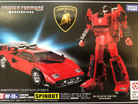 Takara Tomy MP-39+ MP39+ Spin-out Spinout  Action Figure Toy in stock New Wow!