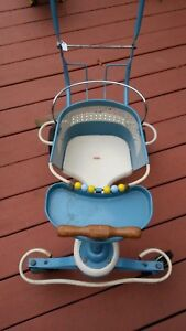 Taylor Tot Baby Stroller Vintage 50's Very Good Condition