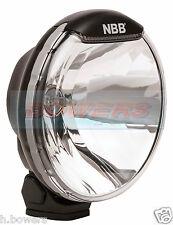 "NBB ALPHA 225 12V/24V 9"" ROUND SPOTLIGHT SPOTLAMP TRUCK/LORRY/4X4/OFF ROAD"