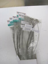 """Dolphin nylon coated wire leader 12"""" 30 lbs 1 GROSS 12 packs of 12 (NEW)"""