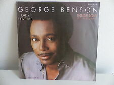 GEORGE BENSON Lady love me / inside love 92 9578 7