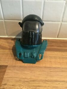 VINTAGE  ACTION MAN  SPACE RANGER HELMET WITH VISOR