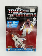 TRANSFORMERS G1 SLINGSHOT, SUPERION, AERIALBOTS, AUTOBOT, COMBINERS, 1980S