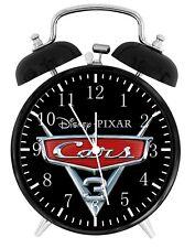 Disney Cars Alarm Desk Clock Home or Office Decor F49 Nice Gift