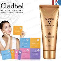 [CLEDBEL] Face Lift Program Gold Collagen Lifting Mask / Placenta Mask Sheet