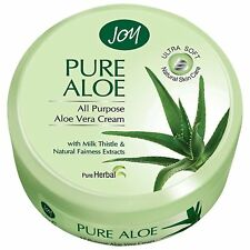 Joy Pure Aloe All Purpose Aloe Vera Cream 200ml 100 %quality free ship