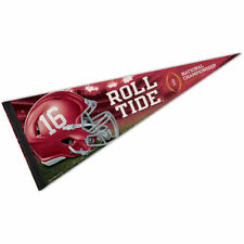 University of Alabama 2018 National Football Championship Game Pennant