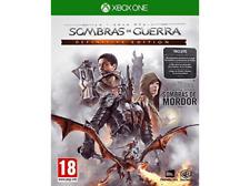 Xbox One - Sombras de Guerra - Definitive Edition