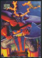 1994 Marvel Masterpieces Gold Signature Trading Card #121 Terrax