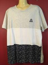JACK & JONES Originals Men's Jorswan Crewneck S/S T-shirt - Size XXL
