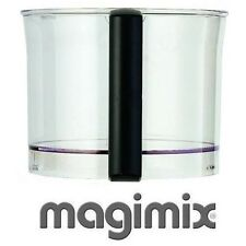 MAGIMIX bol 17416 robot Compact 3150 3200 Chrome poignee anthracite bowl kosher