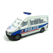 "Siku 0806 Mercedes Benz Sprinter ""Police France"" White (Blister) NEW! °"