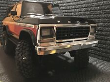 Traxxas TRX-4 Ford Bronco High Clearance Stainless Steel Complete Link