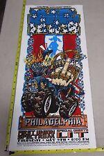 MB/ 2002 Rock Concert Poster Kid Rock + LIT Jeral Tidwell Jeff Wood S/N LE200