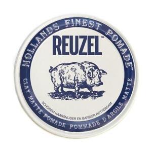 Reuzel Clay Matte Mens Hair Pomade 113g flexible hold - UK STOCKIST