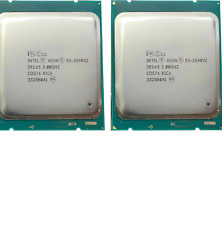 E5-2690 v2  3GHz 25M 10 Ten Core SR1A5 2x CPU as matched pairs