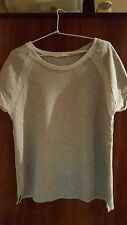 SEED casual short sleeve top (size small)