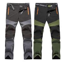 Herren Wanderhose Schnelltrocknend Outdoor Combat Sport Atmungsaktive Thin Hose