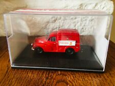 Morris Minor Royal Mail Post Office Van By Oxford Diecast  MM053 Mint & Boxed
