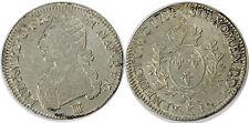 LOUIS XVI ECU 1784 K BORDEAUX G.356