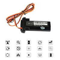 Car Moto Vehicle GPS Tracker GT02 Realtime GSM GPRS Locator Tracking Device NEW