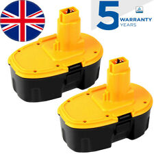 2x for Dewalt 18v battery 3.0Ah DC9096 DE9098 DE9096 DE9095 DE9039 DW9095 DC725