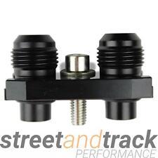 Ölkühler Anschluss Adapter AN10 Dash 10 für BMW S54 N54 N55 E36 E46 E82 E90 E92