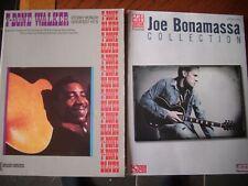 t-bone walker stormy monday greatest hits joe bonamassa collection guitar tab
