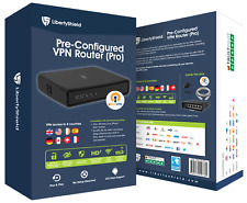 Pre Configured Liberty Shield VPN Router - Pro