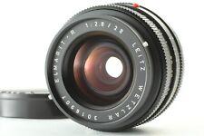 """Mint"" LEICA LEITZ ELMARIT-R WETZLAR 28mm F/2.8 MF Lens 2Cam From JAPAN #635"