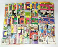 VTG Lot of 16 Betty and Me Archie Comics Group Books Series 1970-80s Bronze Age