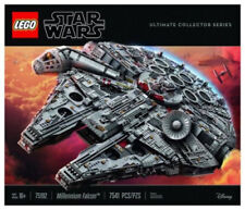 SOLD OUT Lego 75192 Star Wars Millennium Falcon Ultimate Collector Series UCS