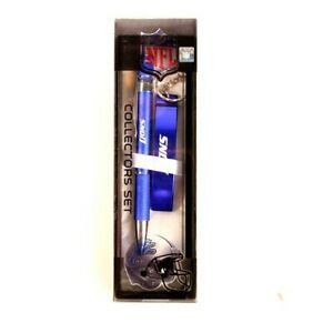 DETROIT LIONS Pop It opener Keychain And Pen Set FREE U.S. Shipping NEW !