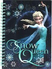 New Disney Frozen Elsa Snow Queen Journal 48 Sheets Anna Olaf Notepad Bonus Gift