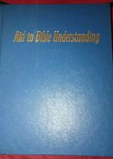 """""""Aid to Bible Understanding"""" Encyclopedia & Reference 1st Ed (Rare 1971)"""