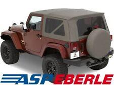 Ersatz Softtop Bestop Verdeck 2-Türer Khaki Diamond Jeep Wrangler JK 07-09