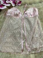 Yamamay pink Camisole Top sleepwear nightwear size S