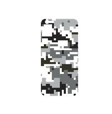 """707 Skins BACK Wrap For Apple iPhone 7 4.7"""" Cover Decal Sticker - GREY CAMO"""
