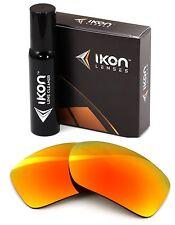 Polarized IKON Replacement Lenses Von Zipper Gatti Sunglasses Fire Mirror