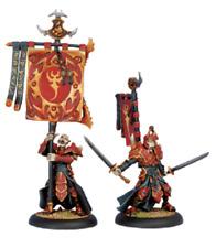 Hordes - Skorne - Praetorian Swordsmen Officer & Standard Bearer - PIP74031