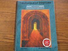 TruthQuest History-Renaissance, Reformation & Exploration