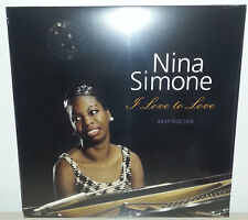 LP NINA SIMONE - I LOVE TO LOVE - NUOVO NEW