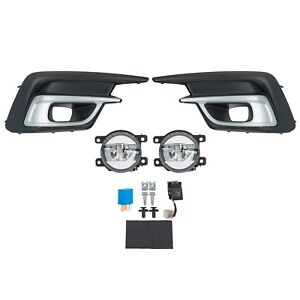 OEM 2018 Subaru Legacy Complete Fog Light Kit NEW H451SAL200