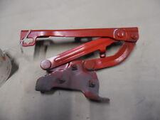 5051 D7B 10-14 vauxhall corsa d n/s avant les passagers capot charnière dans rouge flamme