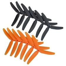 12pcs Gemfan 5030 ABS Plastic 3-blade Propeller for Mini Quadcopter QAV250 300
