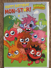 moshi monsters birthday card~birthday cards~cards~tv celebrity cards~occasions~