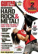 Guitar World -- Beginning Hard Rock & Metal!: Everything You Need to Know to Get
